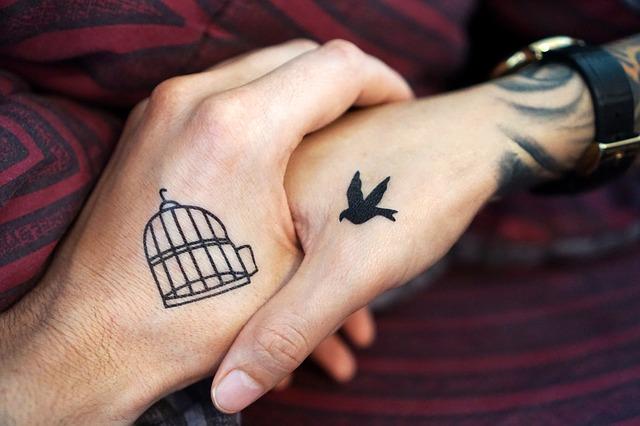 tatouage enlever