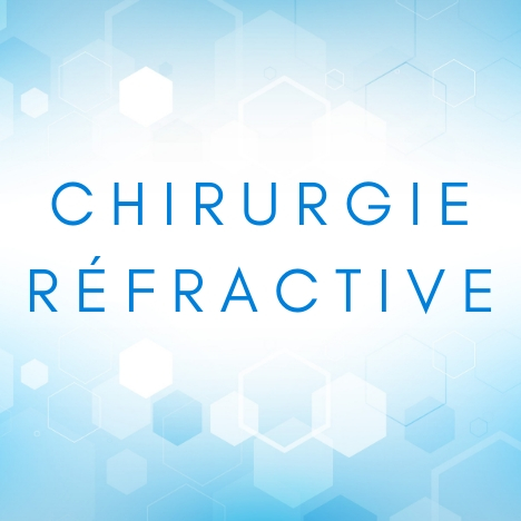 chirurgie refractive